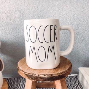 Rae Dunn Soccer Mom